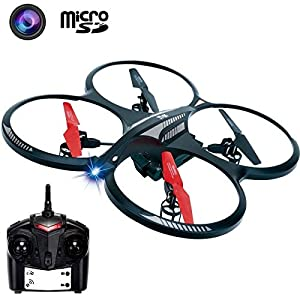 YONIS Camera Remote Control RC Drone Quadricopter RC 4CH 6 Axis by YONIS