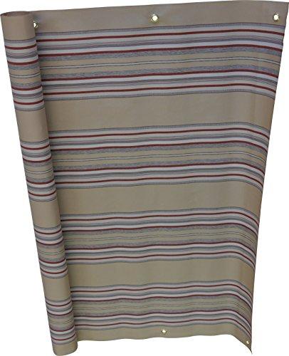 angerer-brise-vue-design-no-9800-beige-75-cm-longueur-6-metre