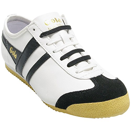 Gola  Harrier 40TH,  Sneaker Uomo Bianco/Nero