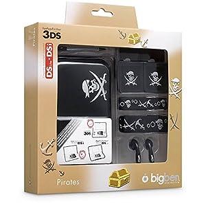 """Nintendo DSi – Reise Zubehör-Set """"Pirates"""" (DSi, NDS, 3DS)"""