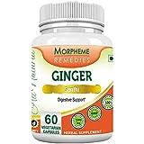 Morpheme Ginger 500mg Extract - 60 Veg C...
