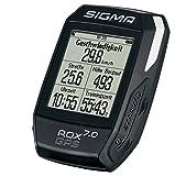 Sigma Sport Fahrrad Computer ROX 7.0 GPS black, Track-Navigation, Grafische Datenauswertung, Strava, Schwarz - 3