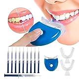 MayBeau Kit de Blanqueamiento de Dientes Profesional en Casa Juego de Blanqueamiento Dental
