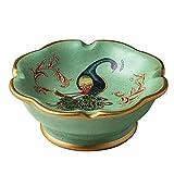 Boern Posacenere Pieghevole posacenere Creativo Salotto tavolino da Salotto posacenere Decorazione personalità Trend retrò casa Ceramica posacenere Decorazione Artigianato