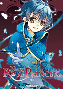 Kiss Of Rose Princess Edition simple Tome 8