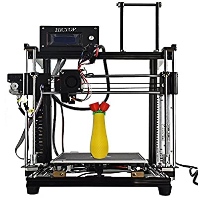HICTOP 3D Printer Reprap Prusa i3 Auto Leveling Aluminum Diy Kit 3DP15 from HICTOP