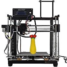 Repelente de la impresora HICTOP 3D Prusa i3 Auto Leveling Aluminum Diy Kit 3DP15