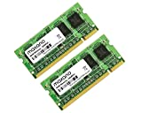 8GB Dual Channel KIT (2x 4GB) für Dell Inspiron Zino HD (Inspiron 400) DDR2 800MHz PC2-6400 SO Dimm Arbeitsspeicher