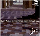 Keyboard suites and grounds / Henry Purcell   Purcell, Henry (1659-1695)