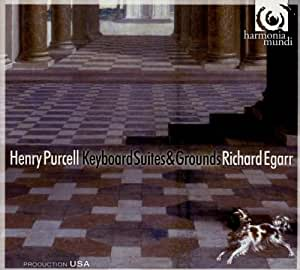 Purcell: Keyboard Suites & Grounds