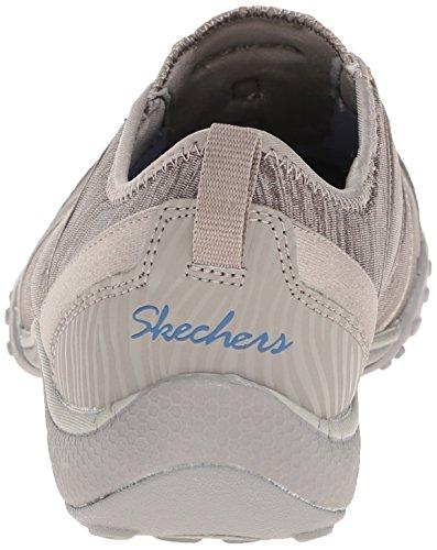 ... Skechers Breathe-easy fortune Damen Sneakers Grau (Tpe) ...