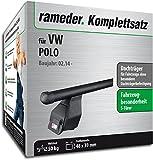 Rameder Komplettsatz, Dachträger Tema für VW POLO (118838-08025-6)