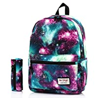 Hotstyle TrendyMax Galaxy Pattern School Bag