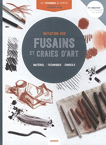 Initiations aux fusains et craies d'art