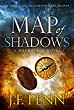 Map Of Shadows (Mapwalkers Book 1) (English Edition)