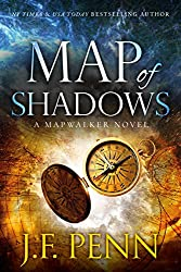 Map Of Shadows (Mapwalkers Book 1)