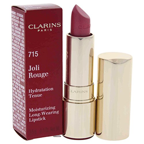 Clarins Joli Rouge 715 Candy Rose Lippenstift, 1er Pack (1 x 15 g)