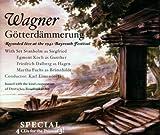 Le Crépuscule Des Dieux - Bayreuth, 21 Juillet 1942