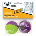 OurPets Play-N-Treat Twin Pack Cat Toy 7