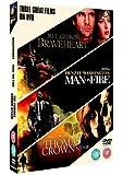 Man On Fire/Braveheart/The Thomas Crown Affair [DVD]