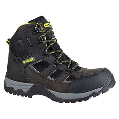 Stanley Kelso - Chaussures montantes de sécurité - Homme (41 EUR) (Noir)