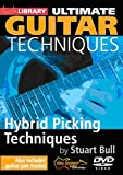 Ultimate Guitar Techniques: Hybrid Picking [Import anglais]