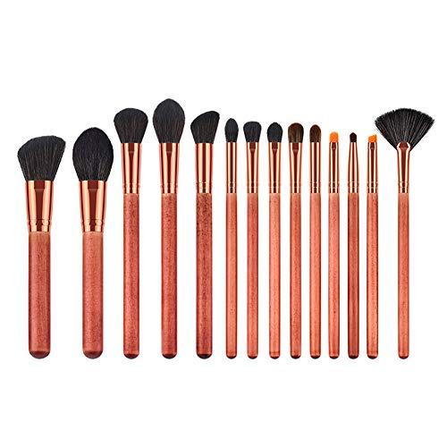 Cosanter Paquet de 14 pinceaux de maquillage pour crayons à sourcils Pinceaux Maquillage Cosmétique Brush Beauté Maquillage Brosse Makeup Brushes Tous Types de Maquillage