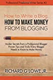 You Can Make Money From Blogging Blogging - We all want to know how to write a blog and how to make money from blogging. Are you struggling to make any money from blogging? Do you put hours of work into each blog post, only to get zero traffic, zero ...