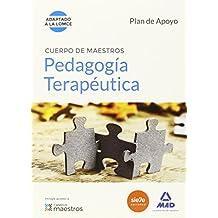 Cuerpo de Maestros Pedagogía Terapéutica. Plan de Apoyo (Maestros 2015)
