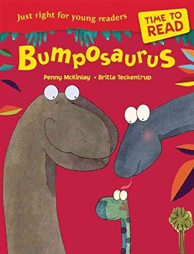 [(Time to Read: Bumposaurus)] [By (author) Penny McKinlay ] published on (December, 2014)