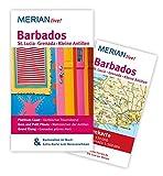 Barbados St. Lucia  Grenada - Kleine Antillen: MERIAN live! - Mit Kartenatlas im Buch und Extra-Karte zum Herausnehmen - Robert Möginger