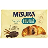 Misura Privolat Cornetto Cioccolato Gr.290