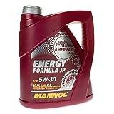 MANNOL Energy Formula JP 5W-30 API SN Motorenöl, 4 Liter