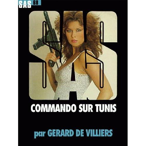 SAS n°68 : Commando sur Tunis