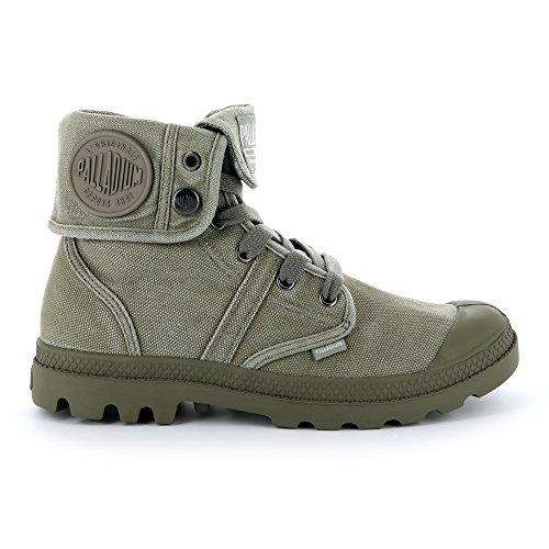 Palladium Damen Pallabrouse Baggy Boots (Stiefel Mit Knöpfen)