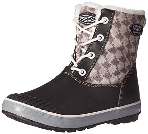 KEEN ELSA Boots Youths Black/Houndstooth Schuhgröße 36 2017 Stiefel