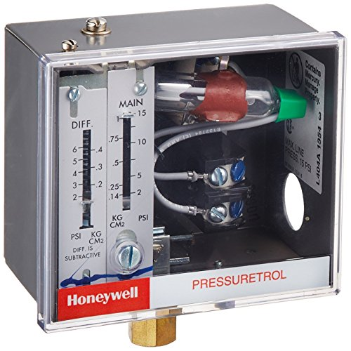 Honeywell l404F1060Dampf Druck -