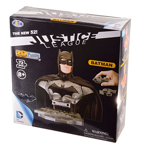Batman   Puzzle 3D  15 cm (Happy Well International Enterprise Limited HWIUDC57200)