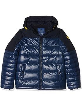TOM TAILOR Jungen Jacke Fabric Mix Light Puffer Jacket