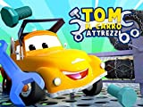 Tom il Carro Attrezzi in Car City