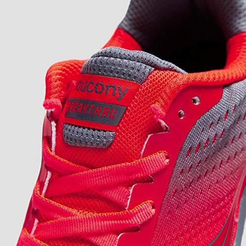51l7YybECqL. SS500  - Saucony Women's Breakthru 4 Fitness Shoes