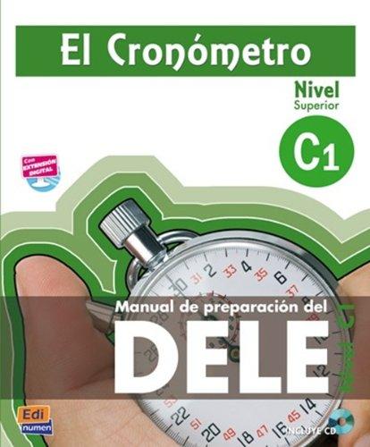 El Cronómetro C1 + CD por Ana Isabel Blanco Picado