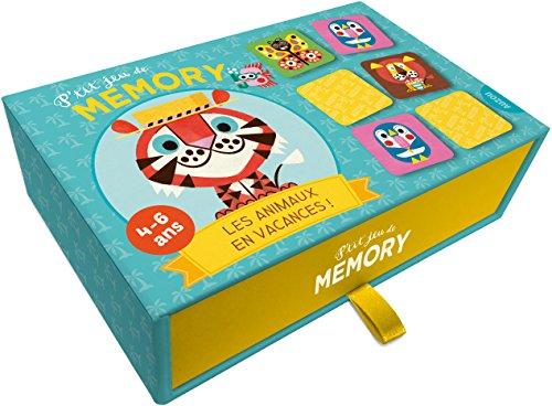 Mes p'tits jeux Auzou - Memory