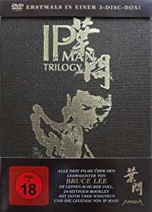 Ip Man Trilogy 3-Disc-Box (Im Leinen-Hardcover plus Booklet) [3 DVDs] [Special Edition]