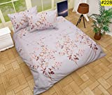 Somya Poly Cotton Double Bed Quilted Comforter,Bedsheet with Two Pillow Cover -Set of