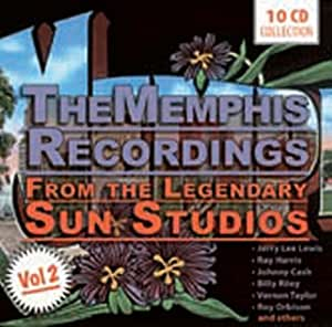 The Memphis Recordings, Vol. 2 : From The Legendary Sun Studios