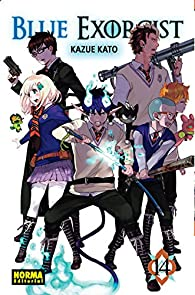 Blue exorcist 14 par Kato