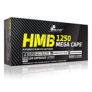 Olimp HMB Mega Caps 2 x 120 Kapseln 1250mg
