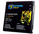 Extremecells® Akku für LG Optimus L9 II D605 BL-53QH Accu Batterie Battery