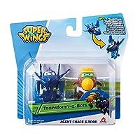 Mega Harika Kanatlar 2Li Mini Figur Todd Ajan Chase 20030B 1